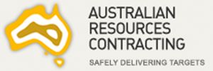 Australian Resources Contracting logo