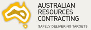 Australian Resources Contracting logo
